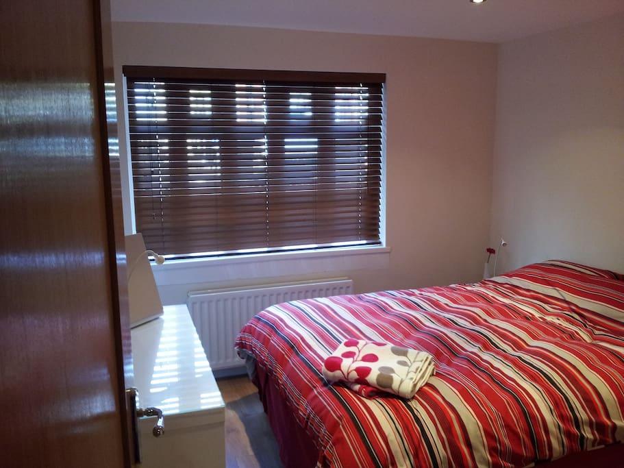 Master Bedroom (On Suite)