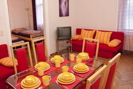 Pr 6 Golden Ring 2-Room Apartment - Lakás