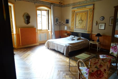 Spacious room - La Tournelle - Vallée de la Loue - Casa