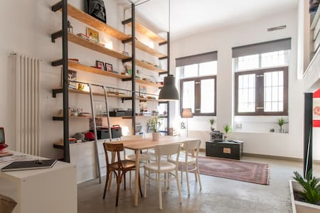 Nice Room with private bathroom in NoLo - Milan - Loft