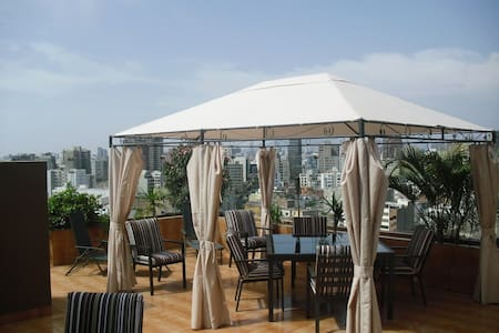 Miraflores Oceanview Penthouse - Miraflores District - Apartment