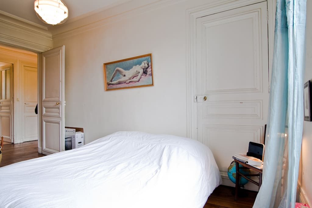 Private room - appart central&nice