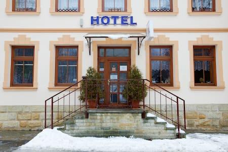Hotel Králíček in  Czech Paradise - Bed & Breakfast