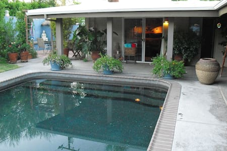 PRIVATE CASITA B&B -MOUNTAIN VIEWS - Palm Springs