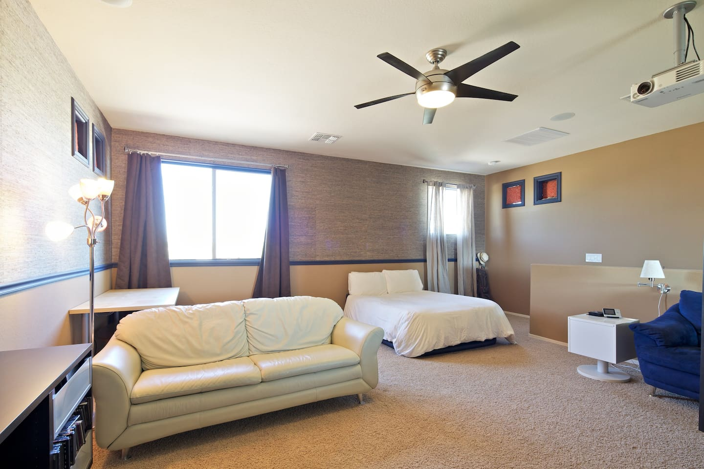 Large and Comfortable Open Space