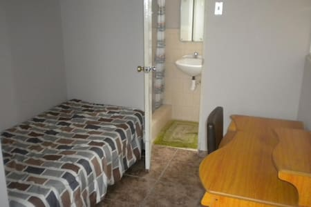 Room type: Private room Property type: Dorm Accommodates: 1 Bedrooms: 1