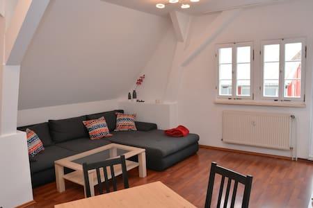 Gemütliches Appartement - Ruckzuck in der Altstadt - Bamberg - Daire