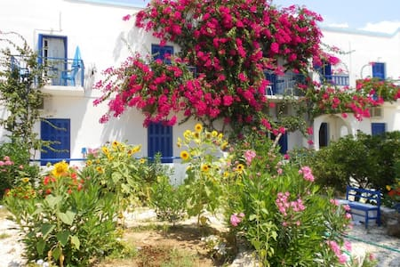 Aegiali Beach Double Room, Amorgos - Wohnung