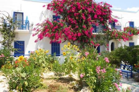 Aegiali Beach Double Room, Amorgos - Apartment