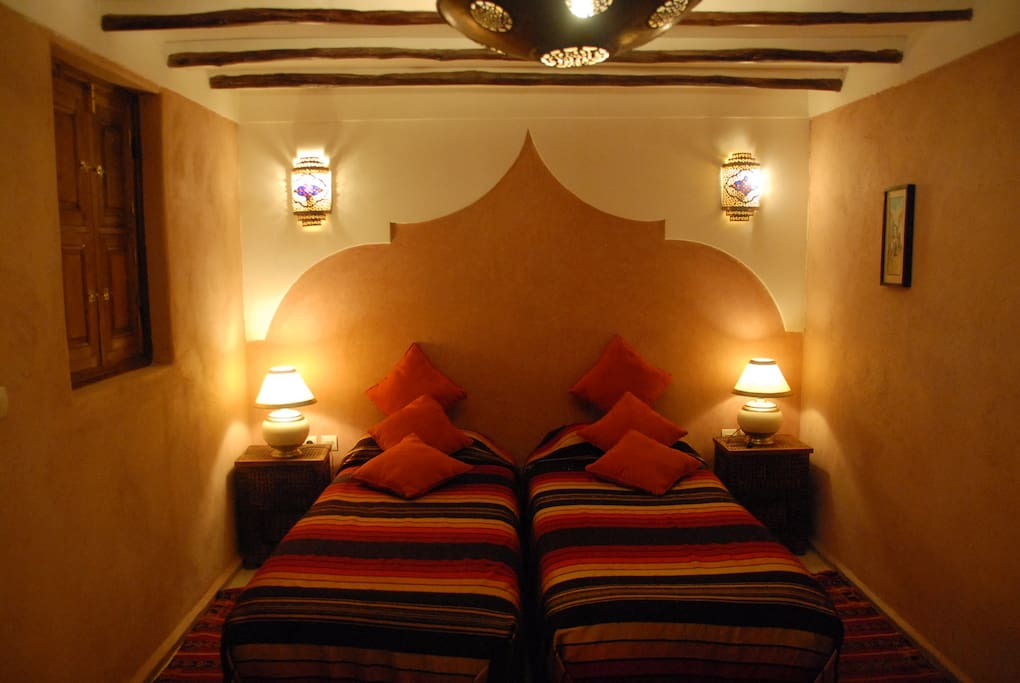 CHAMBRE ERFOUDE