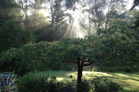 Pond Cottage - Fragrance Falls Farm - Cabanya