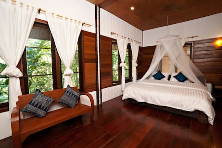 Spacious River Room Near Chiang Mai - Mae Wang