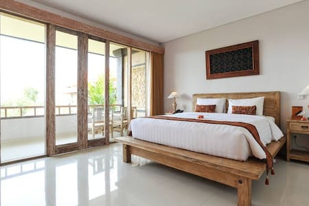 Deluxe Room Homey Cottages Ubud#1