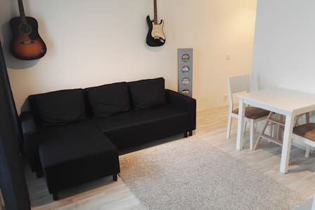 2 rooms in a brand new apartment - Apartment