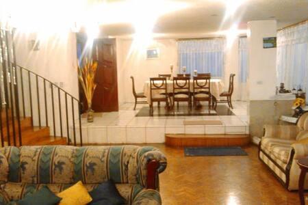 Habitacion en casa familiar - Ev