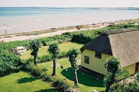 Beach Front - Sea View Summer House - Cabana