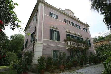 Apartments in historic villa! - Molina di Quosa-rigoli - Flat