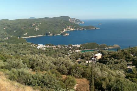 "Holiday on corfu "" Villa panorama "" - Wohnung"