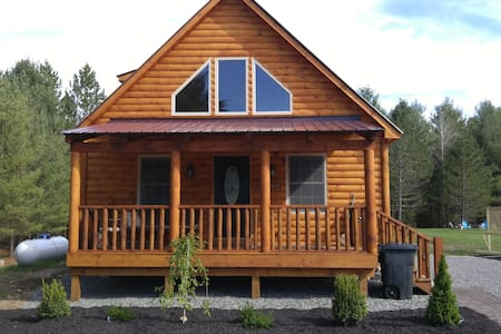 New Lake Algonquin cabin sleeps 6! - Wells - Cabin