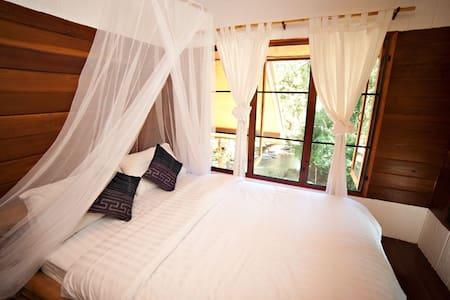 Cozy River Room Near Chiang Mai - Cabaña