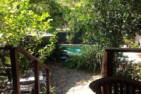 Tropical beach house with pool - Yorkeys Knob - Bed & Breakfast