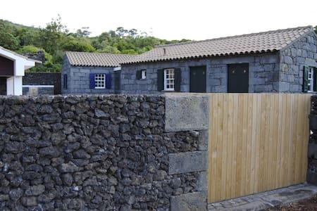 Casas da Fajã - House Blue&Green - Casa
