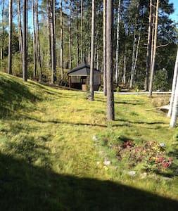 Luxury cottage on Saimaa Lake - Ruokolahti - Cabaña