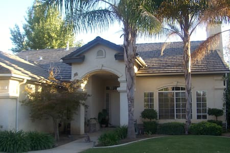 Best location!, New Full size bed! - Fresno