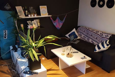 Cozy apartment close to everything - Wohnung