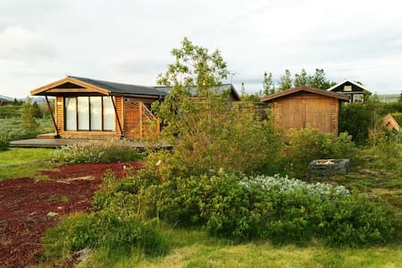 Holiday cottage in Thingvellir - Cabin