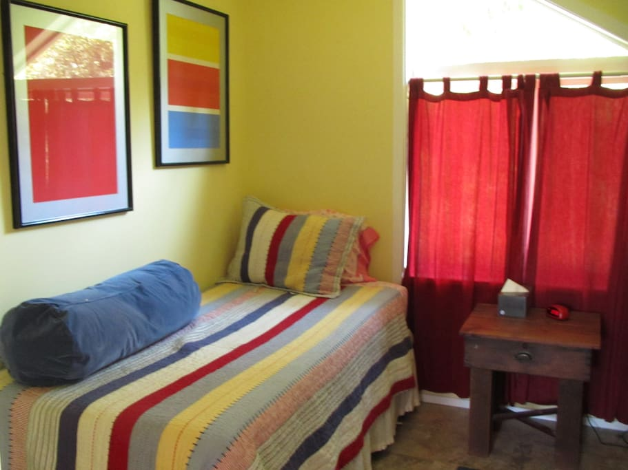 Twin Bed - Upstairs