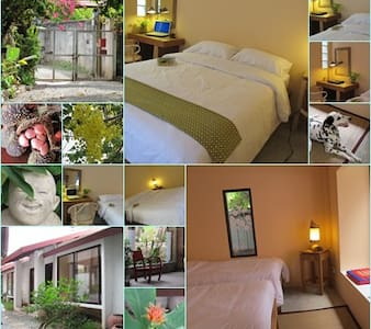 A/C Free WiFi & Private bathroom_A1 - Bed & Breakfast