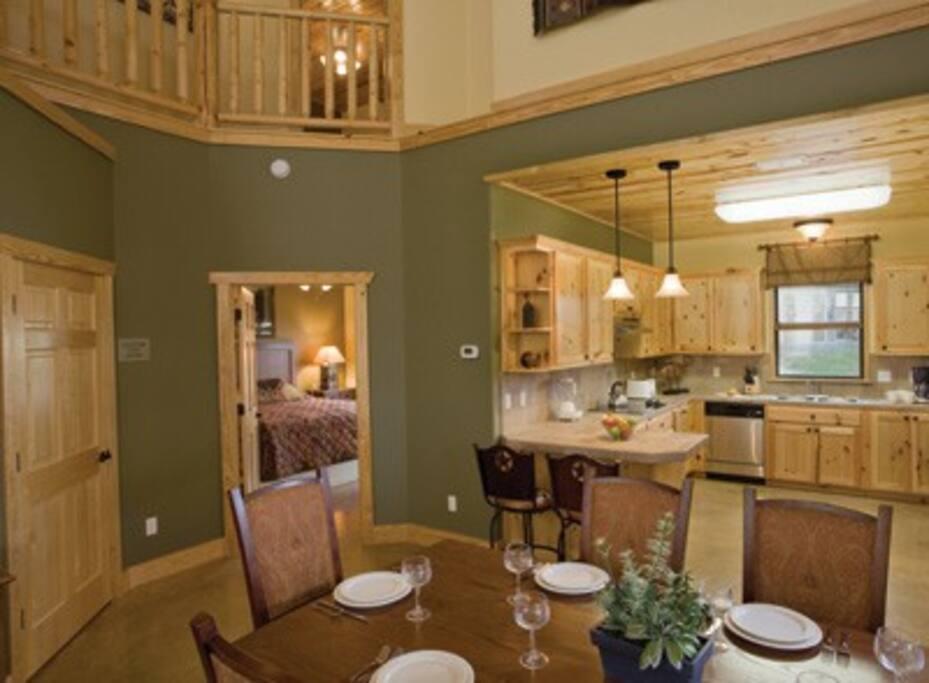 3-Bedroom Penthouse, New Braunfels