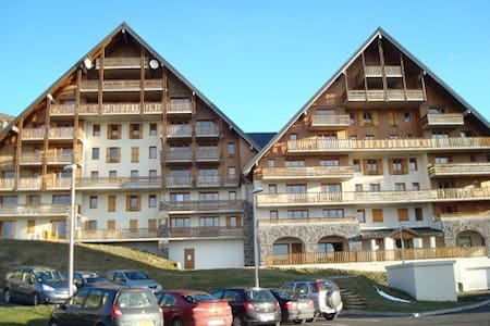 Appartement 1 chambre pour 4 pers. à Super Besse - Besse-et-Saint-Anastaise
