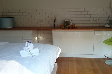 Contemporary tiny home in quaint village - Kislingbury - Outros