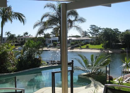 Queen room on sunny Gold Coast QLD. - Broadbeach Waters - Hus
