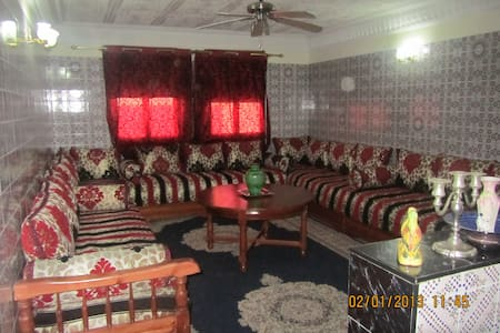 Beautiful apartment to rent 120 M²