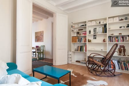 SUITE 30MQ IN CENTER GOTHIG BORNE - Barcelona - Apartment
