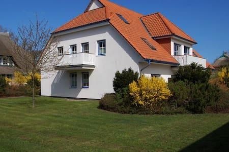 Ostsee Prerow FeWo.nähe Strand+Wald - Daire