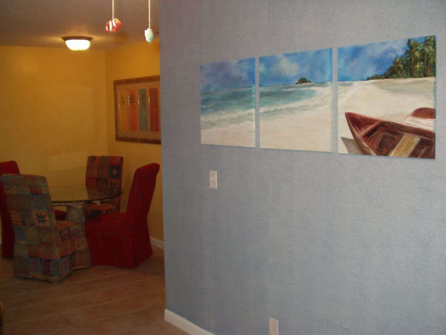 """One Bedroom Vacation Apartment """"B"""""""