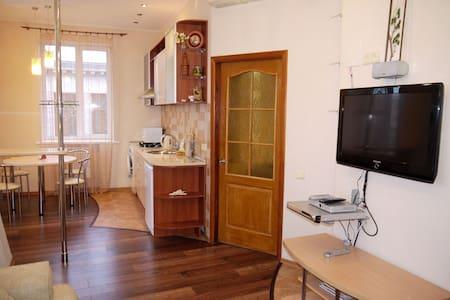 CENTER OF KHARKOV: 1BED APARTMENT - Kharkiv - Apartment