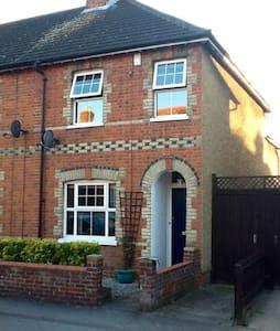 Maidenhead.Great double room/house - Maidenhead - House