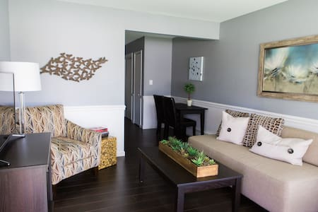 Cozy, Modern & Stylish 1BR near Dowtown - Detroit - Appartement