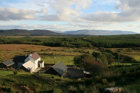 Valley of the Hare - Ring of Kerry - Rumah