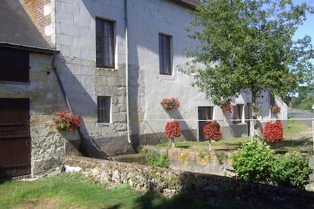 Watermill B&B Le Moulin St Blaise - Chahaignes