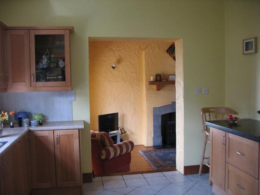 Beautiful House in Kinvara