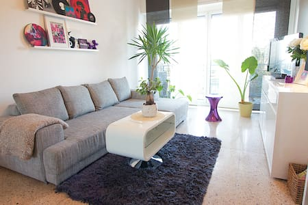Sunny Apt 2 min from Beach - Cagnes-sur-Mer