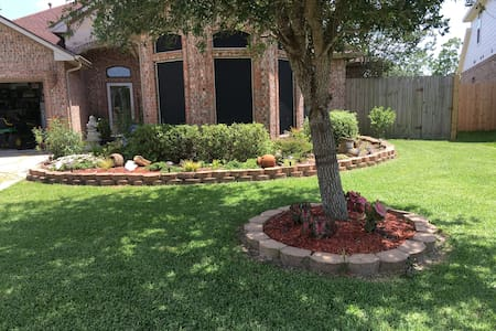 Restful, quiet stay in Santa Fe Texas. - Casa