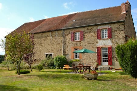 French Farmhouse Retreat - 3 Beds - Rumah