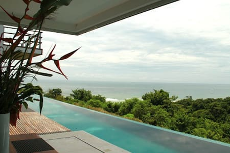 The Best Modern Home in Mal Pais - Total Privacy - Villa